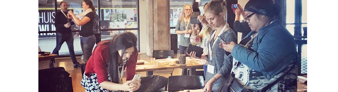 Zakelijke workshop smartphone fotografie