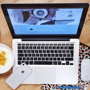 bloggen en beeld